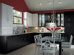 Black And White Kitchen Cabinets by 189 Best Two Toned Kitchens Images On Pinterest Dream Kitchens