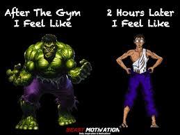 Gym Motivation Meme - pump after the gym beast motivation