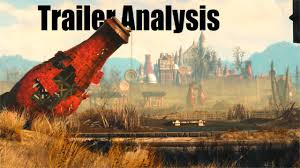 Map Of Seattle Gangs And by Fallout 4 Nuka World Dlc Trailer Analysis Facepaint Raider Gangs