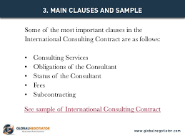 sample consulting contractconsulting contract template simple