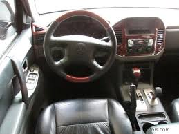 Mitsubishi Pajero 2008 Interior Used Mitsubishi Pajero 2008 Pajero For Sale Antipolo City