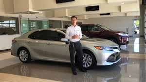 toyota official dealer model tour 2018 toyota camry performance precision toyota of
