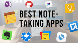 top 10 note taking apps for 2017 u2013 the mission u2013 medium