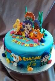 guppie cake toppers guppies via craftsy cake ideas