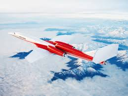 supersonic planes are mounting a comeback u2014without that earth