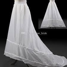 wedding dress hoops simple a line wedding dress petticoat white underskirt