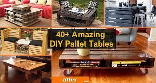 Home Design Garden Architecture Blog Magazine 40 Amazing Diy Pallet Tables Home Design Garden U0026 Architecture