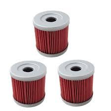 amazon com poweka 3 oil filter fit for suzuki drz400e 2000 2013
