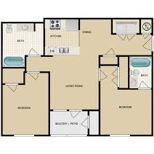 2 bedroom floor plan mallard crossing apartments availability floor plans pricing