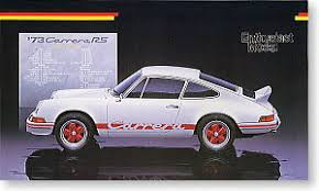 porsche 911 model kit porsche 911 rs 73 model car hobbysearch model car kit