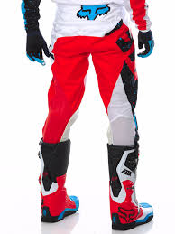 fox womens motocross boots fox red white 2017 180 nirv mx pant fox freestylextreme