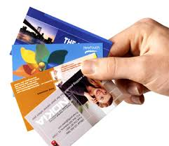 business card printing getting the best results book lover