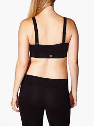 Canadian Flag Lingerie Essence Active Nursing Sports Bra Thyme Maternity