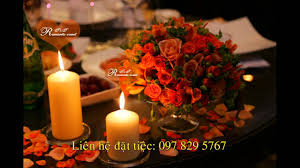 Romantic Dinner At Home by