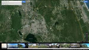 Edgewater Florida Map by Deltona Florida Map