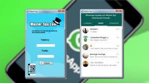 tutorial espiar conversaciones whatsapp como espiar whatsapp gratis master spy espiar whatsapp