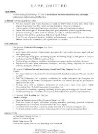Examples For Objectives On Resume by Resume Examples For Any Job Example Of The Perfect Resume Resume