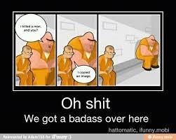 Badass Memes - badass alert meme by tahakhalil18 memedroid
