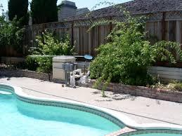 Inground Pool Landscaping Ideas Backyard Pool Oasis Ideas Photo With Breathtaking Backyard Designs