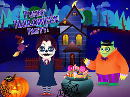 funny halloween party android apps on google play