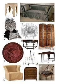 Patricks Game Of Thrones Inspired Kings Chamber  Dream Living - Living room decor games