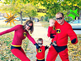 Incredibles Family Halloween Costumes 40 Family Costumes Ideas Halloween Jamonkey