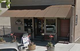 Abc Awning Abc Agents Post Notice Of Suspension At Pine Street Saloon In Paso