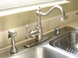 How To Install A Kohler Kitchen Faucet Country Kitchen Faucets Sinks And Faucets Decoration