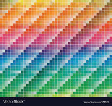 cmyk colors palette royalty free vector image vectorstock