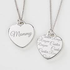 personalized mothers day jewelry s day gifts