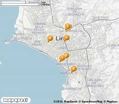 lima map 10 top tourist attractions in lima with photos map touropia