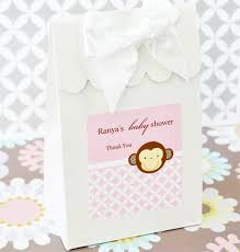 personalized favor bags personalized baby animals candy bag favors baby shower favors