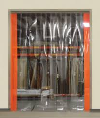 Vinyl Drapes Strip Doors Quick And Easy Installation And Maintenance
