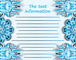 leaflet booklet brochure postcard template ethnic cards with