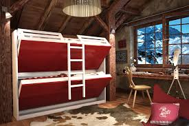 The London Wallbed Company Wallbeds Bunk Beds - Double bunk beds uk