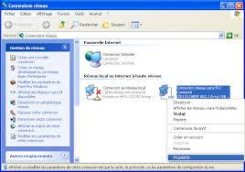 Problème Carte Réseau Wifi Dans Configuration Du Wifi Windows Xp
