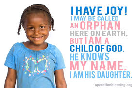 Child Of God Meme - he knows my name operation blessing international