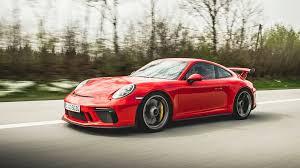 porsche 911 gt porsche 911 gt3 2017 review by car magazine