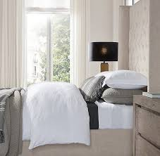 Restoration Hardware Belgian Opaque Linen Belgian Linen Bedding Collection