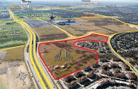 Frisco Texas Map Gate U0027 Property Up For Sale On Frisco U0027s 5 Billion Mile Business
