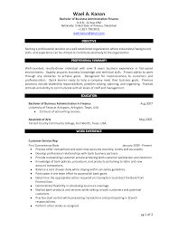 Resume Sample Business Administration by Business Administration Marketing Resume Production Supervisor