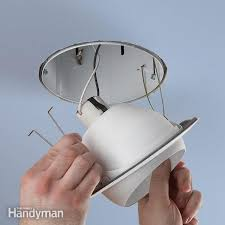 How To Replace Light Fixture How To Replace Recessed Light Fixtures Light Fixtures