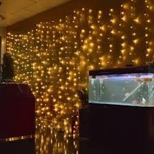 Led Light Curtains 3mx2m 224 Led Outdoor Christmas Xmas String Fairy Wedding Curtain