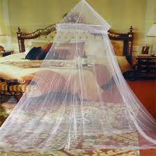 Lace Bed Canopy Universal Lace Insect Bed Canopy Netting Curtain