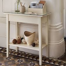 Entryway Console Table Console Tables Awesome Narrow Console Table Shelves Small With