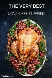 the best low carb thanksgiving