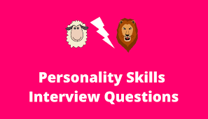 job interview personality questions personality interview questions talentlyft