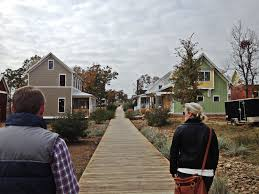 katrina cottages exploring oklahoma u0027s newest town