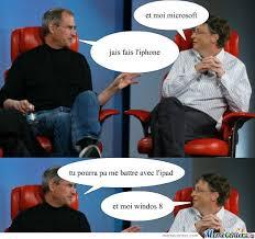 Bill Gates Meme - steve jobs and bill gates meme 28 images steve jobs and bill