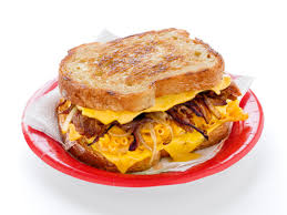Food Network The Kitchen Recipe Grilled Mac And Cheese With Pulled Pork Recipe Fn Dish Behind